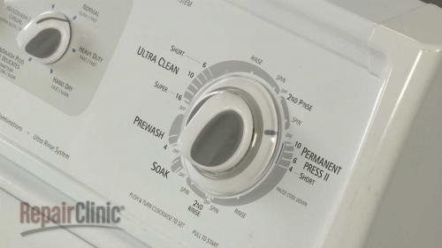 Typical old-skool washer timer
